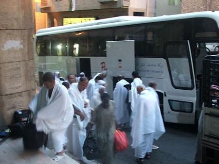 فقدان جوازات حجاج اردنيين يؤخر 3 حافلات