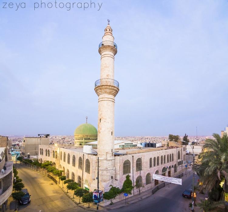 زرقاويون مسجد الشيشان ارث تاريخي يحتاج إلى الصيانة وليس الإزالة