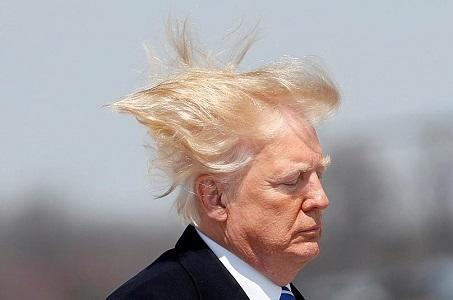 ترامب شعري أفضل من أقراني