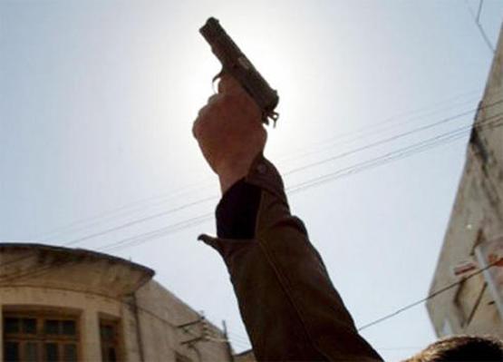ضبط 71 مسلحا في اسبوع