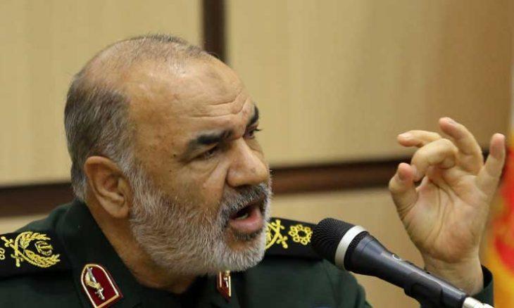 """اللواء سلامي  أي دولة تهاجم إيران ستكون """"ساحة المعركة"""""""