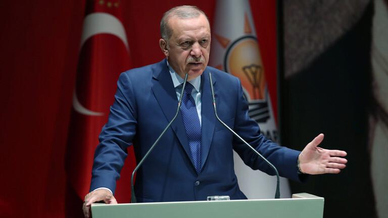 أردوغان  أكملنا استعداداتنا للعمليات العسكرية في سوريا
