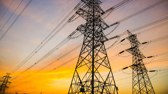 ربط الكهربائي بين الأردن والعراق