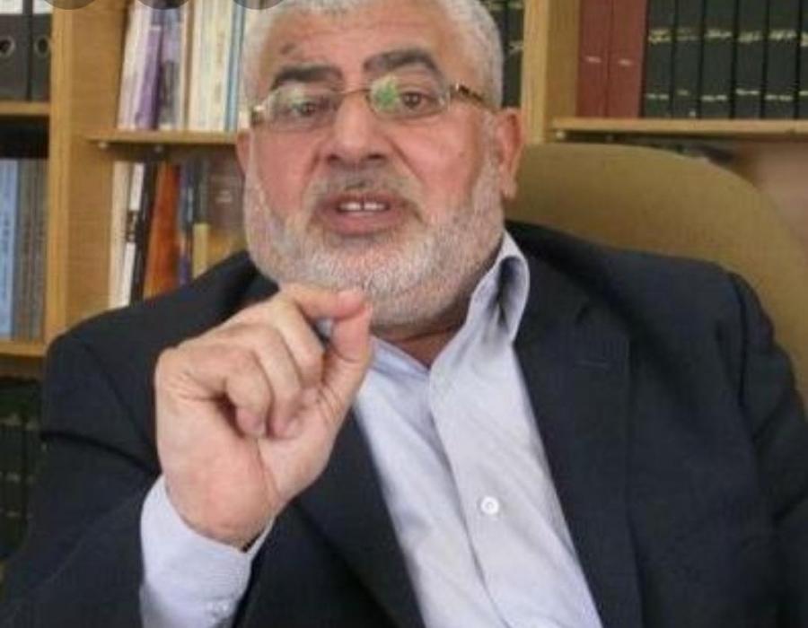 الشيخ أرحيل الغرايبه  ليس اردنيا ولا مسلما من ينادي بالكازينو   صورة
