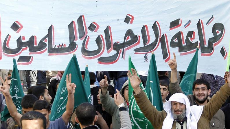 مسيرات أخوانية في عمان لتغطية مشاريع حماس  والتفاهمات مستمرة لتمرير صفقة القرن والدولة المقزمة في غزة