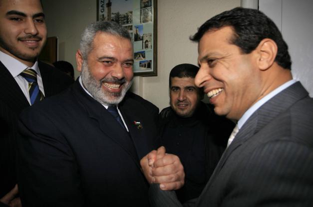 الشريط الأخباري ينفرد بنشر بنود الوثيقة السرية بين حماس والمكحوش دحلان  لتقاسم الحُكم في غزة
