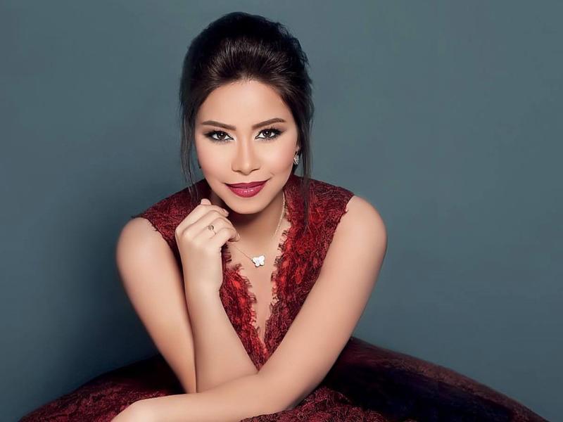 شيرين تكشف عن إصابتها بورم ليفى على الرحم