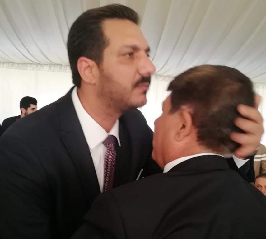 معاذ العمري وديانا كرزون الف مبروك الخطوبة وعقبال الفرحة الكبرى