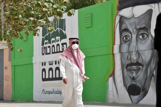 السعودية  110 إصابات ووفاة مقيمين بكورونا