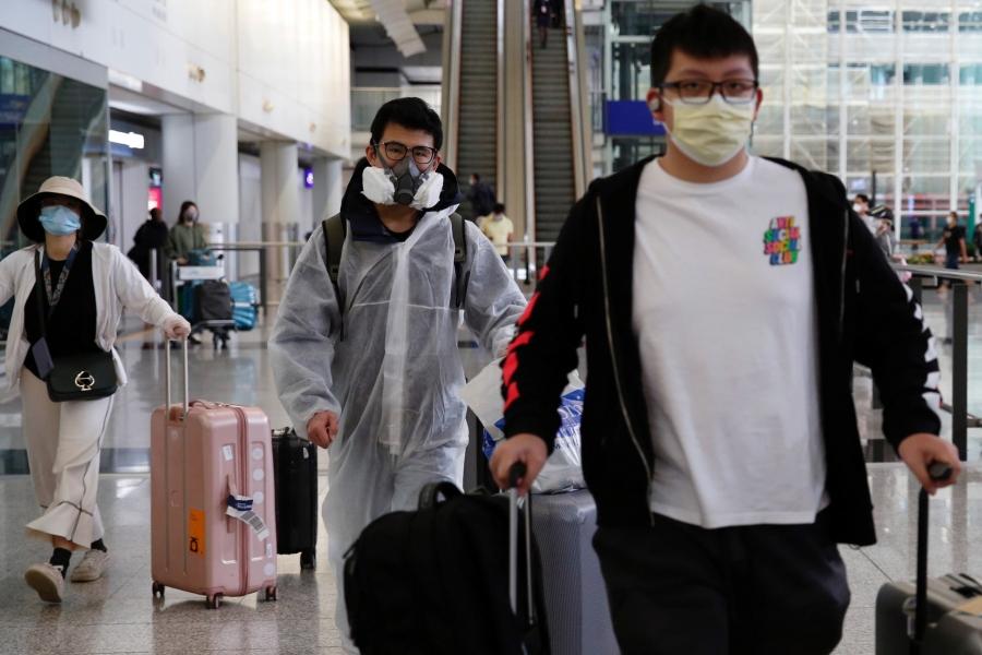 """لا اصابات جديدة للكورونا والرئيس الصين يعلق  لا تزال هناك """"مهمة هائلة"""" يجب إنجازها"""