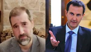 مخلوف يهدد النظام السوري بـزلزلة الأرض تحت أقدام الظالمين  تفاصيل صادمة