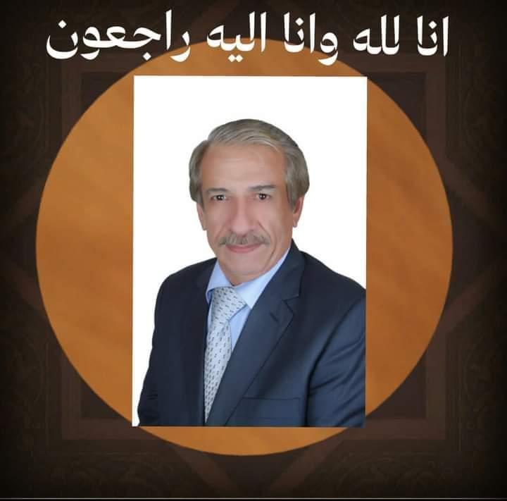 الكاتب والمفكر منصور محمد حمدان  في ذمة الله