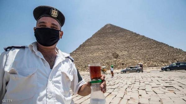 مصر تسجل أقل رقم لإصابات كورونا منذ 3 أشهر