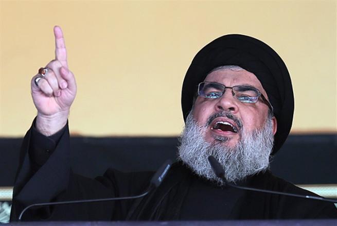 نصر الله يهدد إسرائيل حال تورطها بانفجار بيروت