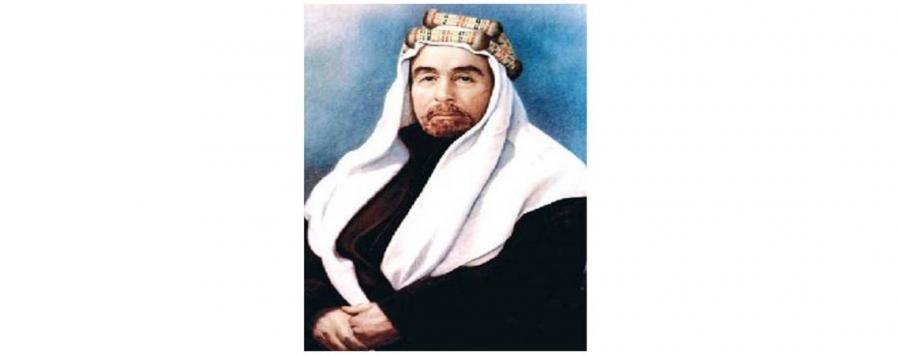 قرن على وصول الملك المؤسس عبداللـه بن الحسين إلى معان