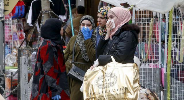 فلسطين 15 وفاة و815 إصابة بكورونا