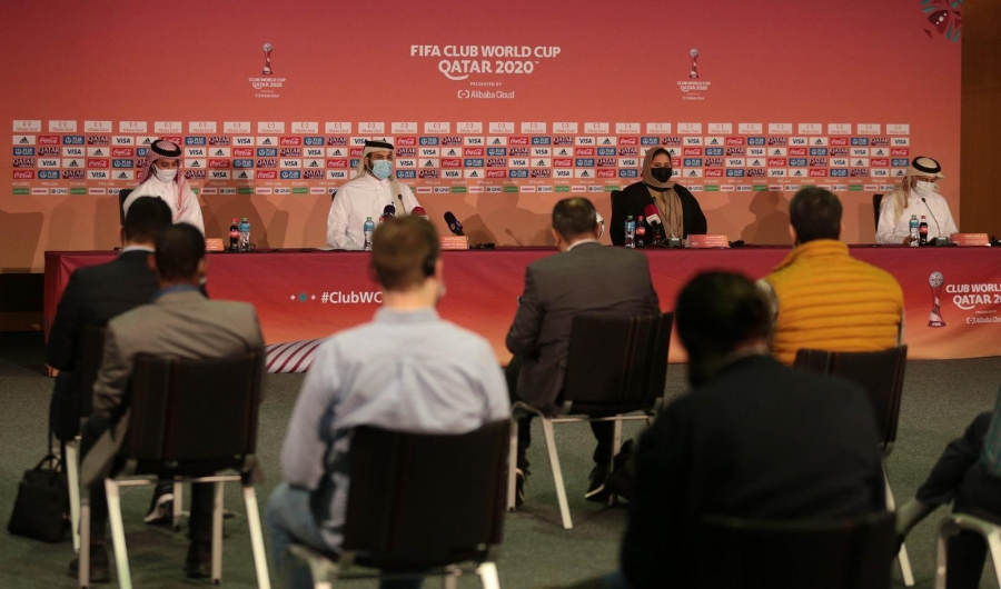 6 فرق تتنافس في اثنين من استادات بطولة كأس العالم في قطر