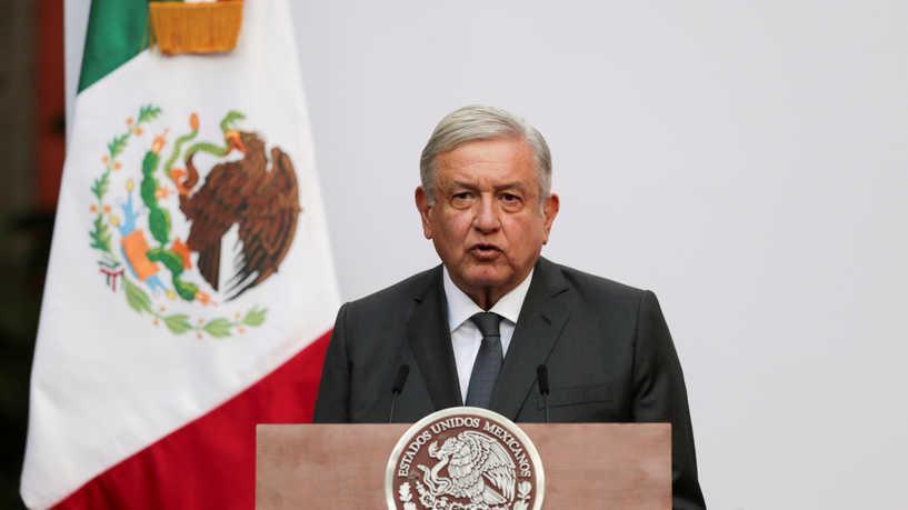 إصابة الرئيس المكسيكي بكورونا