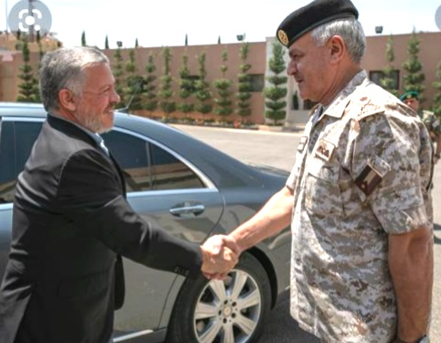 الف تحية لجيشنا العربي المصطفوي   جند الحسين وابا وجد الحسين الأول