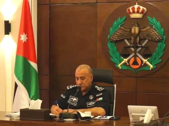 إنعقاد المجلس الأعلى لأكاديمية الأمير الحسين بن عبدالله الثاني للحماية المدنية