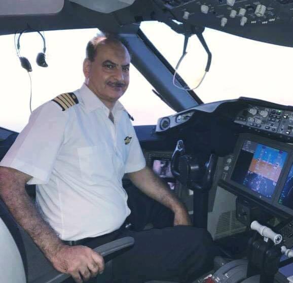 الطيار الأردني يوسف الدعجة يحط  في باب الرحمة و مافعله سيقى في ذاكرة الشرف