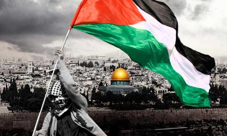 الأرض الفلسطينية هي جوهر الصراع مع الاحتلال