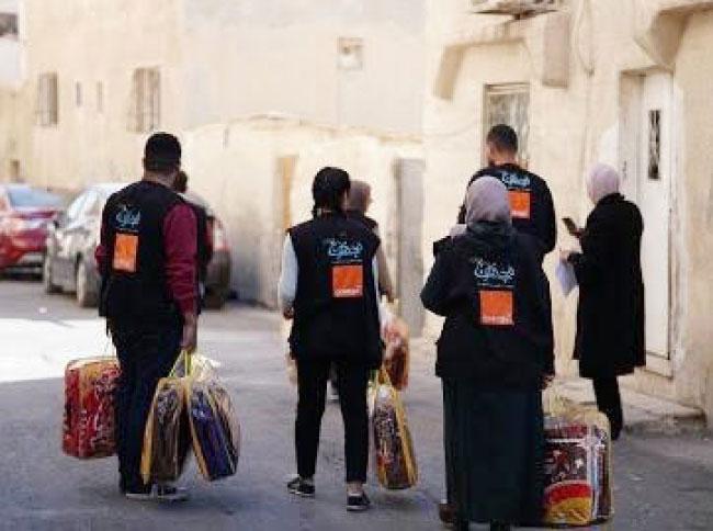 """""""مجددون"""" قلوب يملؤها الخير والعطاء تساند عائلات أنهكها الفقر"""