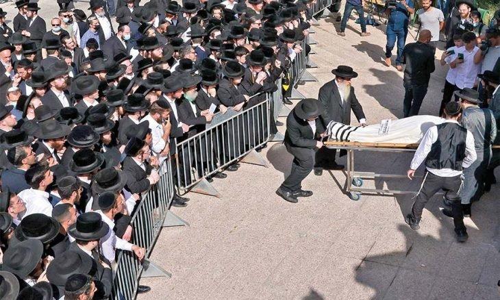 """""""الكارثة الأكبر"""" في تاريخ إسرائيل أشخاص """"سحقوا حتى الموت""""… والجمهور يلقي زجاجات فارغة على نتنياهو"""
