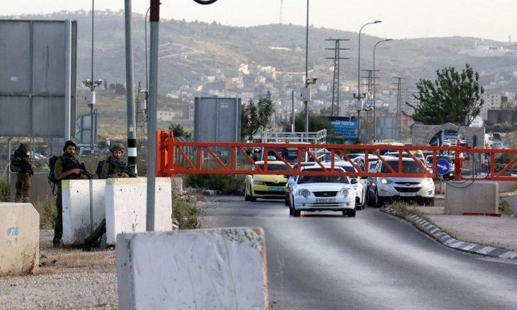 """فصائل فلسطينية عملية حاجز """"زعترة"""" رد طبيعي على """"جرائم"""" الاحتلال"""