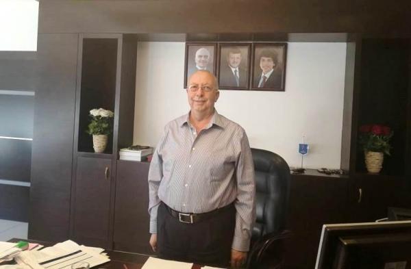 رئيس مجلس ادارة الوحدة للتجارة رجل الاعمال حسن عليان في ذمة الله