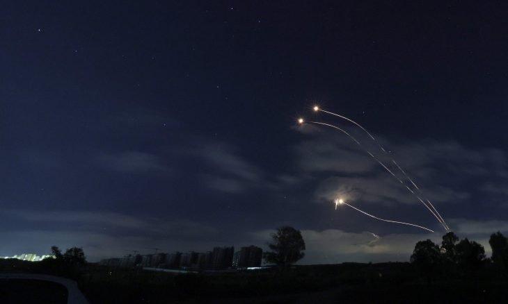 إطلاق 3 صواريخ صوب إسرائيل من جنوب لبنان