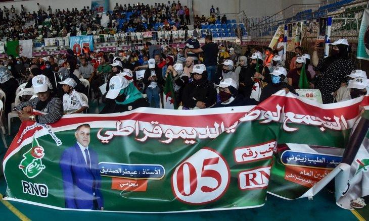 الجزائر عزوف جماهيري عن الانتخابات
