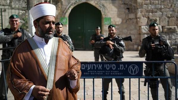 الكسواني يجب أن يلتف العالم الاسلامي في دعم الوصاية الهاشمية للمقدسات