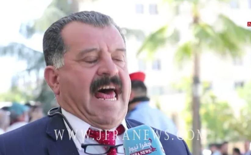 النائب السعيديين  ما حصل من العجارمة إساءة لكل الشعب الأردني