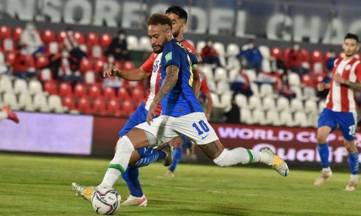 البرازيل تواصل حصد العلامة الكاملة في تصفيات المونديال بالفوز على باراغواي