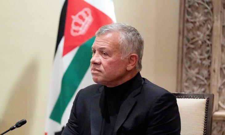 صدى البلد المصرية  القائد الحكيم يزين حياة الأردنيين