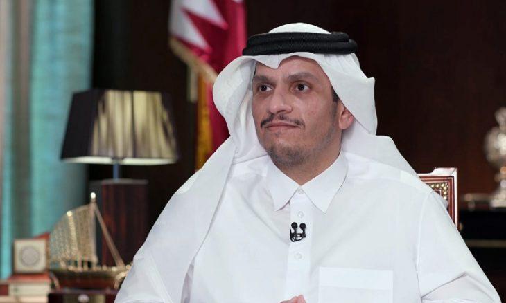 الدوحة نهدف لوقف إطلاق النار بين الحكومة الأفغانية وطالبان