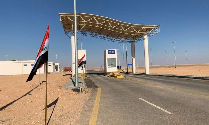 العراق والسعودية يبحثان إزالة العقبات أمام حركة التجارة