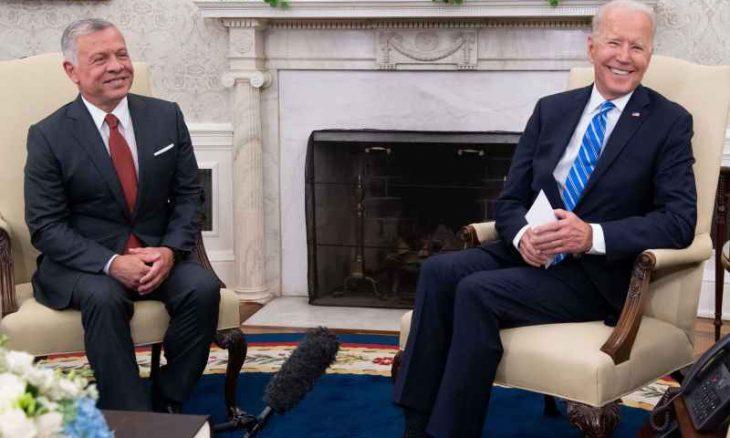 لقاء جلالة الملك مع بايدن ينهي حقبة ترامب المظلمة
