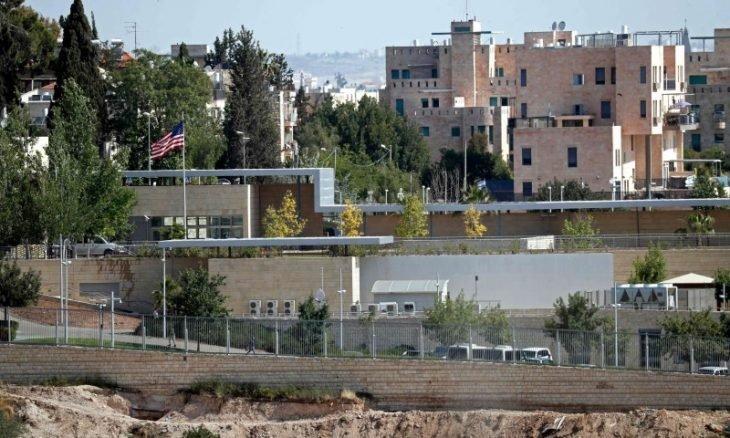 إسرائيل تحاول منع أمريكا فتح قنصلية بالقدس الشرقية