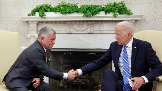 ما هي تصريحات الملك في واشنطن حول الحلول في سوريا