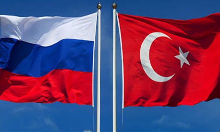 تركيا وروسيا تسعيان لمبادلات تجارية سنوية تصل إلى 100 مليار دولار سنوياً