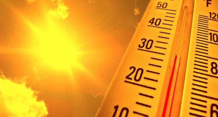 كتلة حارة وجافة تؤثر تدريجيا على المملكة ابتداء من اليوم
