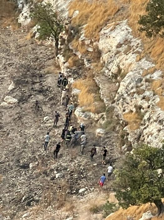 وفاة شخص وإصابة خمسة آخرين إثر حادث تدهور في محافظة إربد
