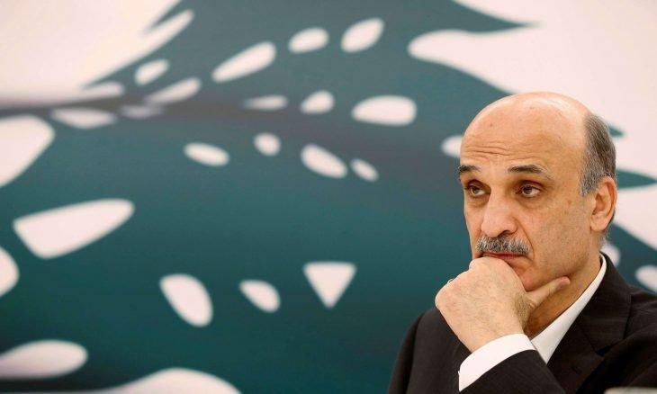 جعجع يدعو إلى انتخابات نيابية مبكرة لحل أزمة لبنان