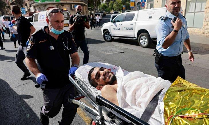 امتعاض اسرائيلي من ابتسامة منفذ عملية الطعن في القدس