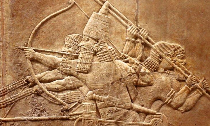 اكتشاف معبد سومري في العراق