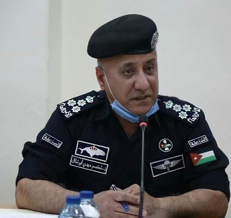 العميد معتصم ابو شتال  حوافز مالية وأقدمية لمجتازي دورة القيادات الأمنية المستقبلية