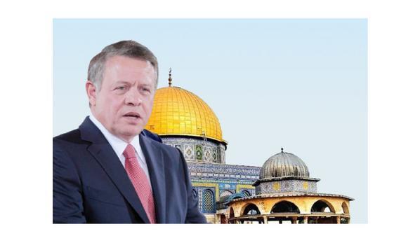 «الهيئات المقدسية»  نطالب الدول العربية والإسلامية بدعم الملك