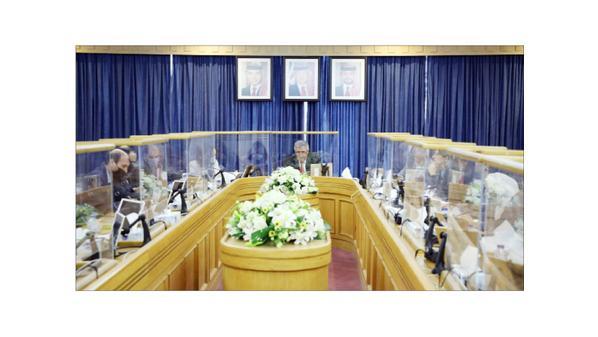 العلي  217 مليون دولار صادرات الأردن لاوروبا